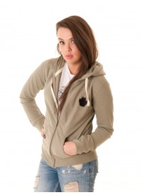 Female Hoodie - Light Khaki